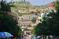 巡道工出品 Photo by Xundaogong:Cycling G210 Yulin - Suide - panoramio (4).jpg
