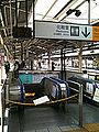 有楽町駅 エスカレーター停止中 (5524418545).jpg