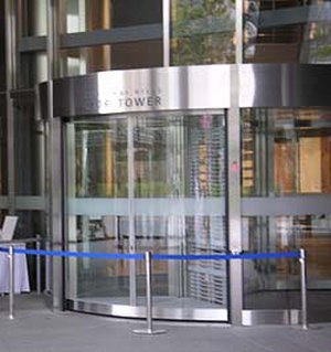 Roppongi Hills Mori Tower - A child was killed when his head was crushed by this revolving door in 2004.