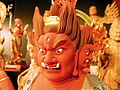 阿修羅 Asura mythical Indian creatures, also found in Japan.jpg