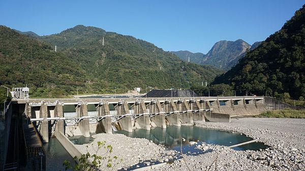 taiwan dam