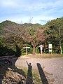 駐車場より明王山を望む - panoramio.jpg