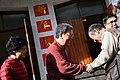 01.28 副總統參加「天主教台北聖家堂」新春彌撒,並向民眾拜年 (32410743632).jpg