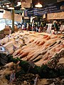 01 Pike Place Fish Market fish on ice.jpg