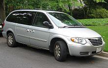 fbd7cb34b4f745 Chrysler minivans (RS) - Wikipedia