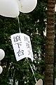1025反馬嗆中大遊行-台大線 台大門口分發的汽球 (2971488430).jpg