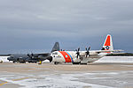 103rd Rescue Squadron meets with Coast Guardsmen from Air Station Elizabeth City 140205-Z-SV144-003.jpg