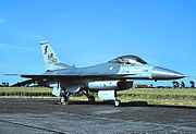 10th Tactical Fighter Squadron - General Dynamics F-16C Block 25F Fighting Falcon - 84-1393