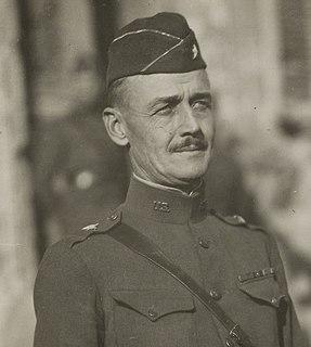 Dwight Edward Aultman American army officer