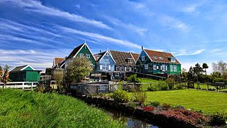 Waterland Municipality in North Holland, Netherlands