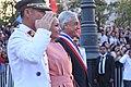 11 Marzo 2018, Ministra Cecilia Perez participa en la llegada del Prdte. Sebastian Piñera a La Moneda. (38945948860).jpg