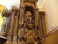 11b Villafrades de Campos Iglesia San Juan Evangelista retablo lateral Ni.jpg