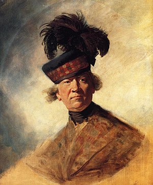 Battle of Echoee - Archibald Montgomerie portrait by Joshua Reynolds.