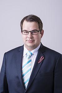 12.Saeimas deputāts Edgars Putra (16004483325).jpg