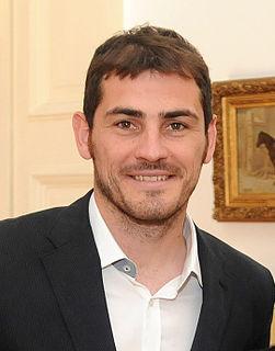 Iker Casillas Spanish footballer