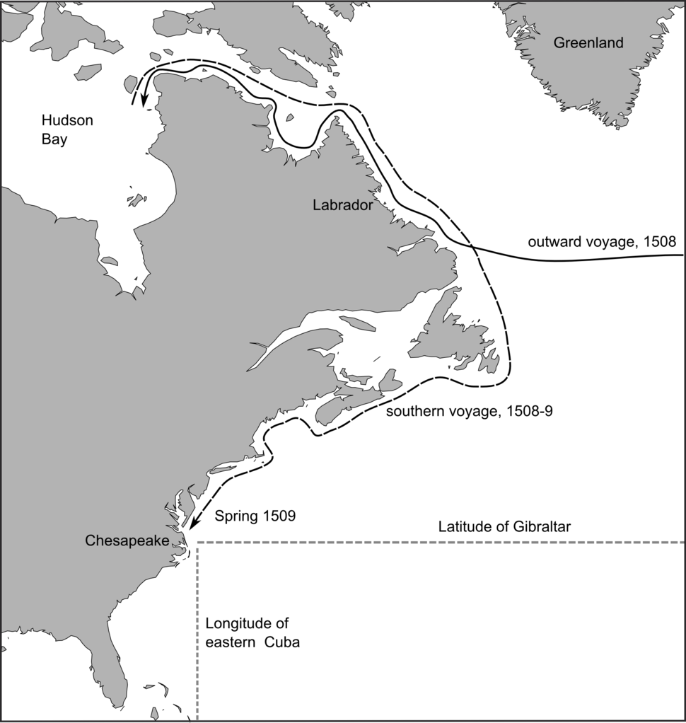 1508 voyage