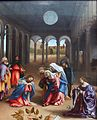 1521 Lorenzo Lotto Christs farewell to his mother anagoria.JPG
