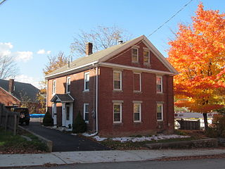 Hamilton Mill Brick House