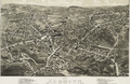 1882 map Andover Massachusetts by Bailey BPL 10252.png