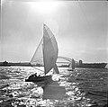 18 footer JENNY TOO on Sydney Harbour (7444146872).jpg