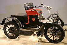 1904 Olds Model 6c Curved Dash