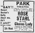 1908 ParkTheatre BostonEveningTranscript 17April.png