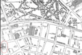 1911 Globe Thetare map Boston byMiller BPL 12556.png
