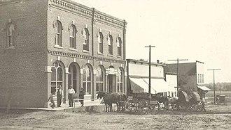 Weaver, Minnesota - Weaver in 1912