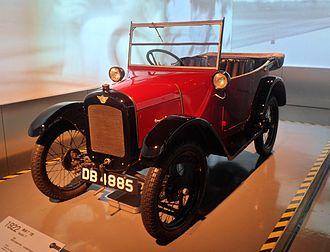 Austin 7 - Austin Seven 1922