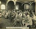 1939. Enero. Reunión preparatoria del primer Congreso Nacional de la UNE.jpg