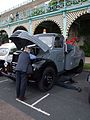 1951 Ford Thames ET6 recovery truck (WMT 592), 2009 HCVS London to Brighton run.jpg