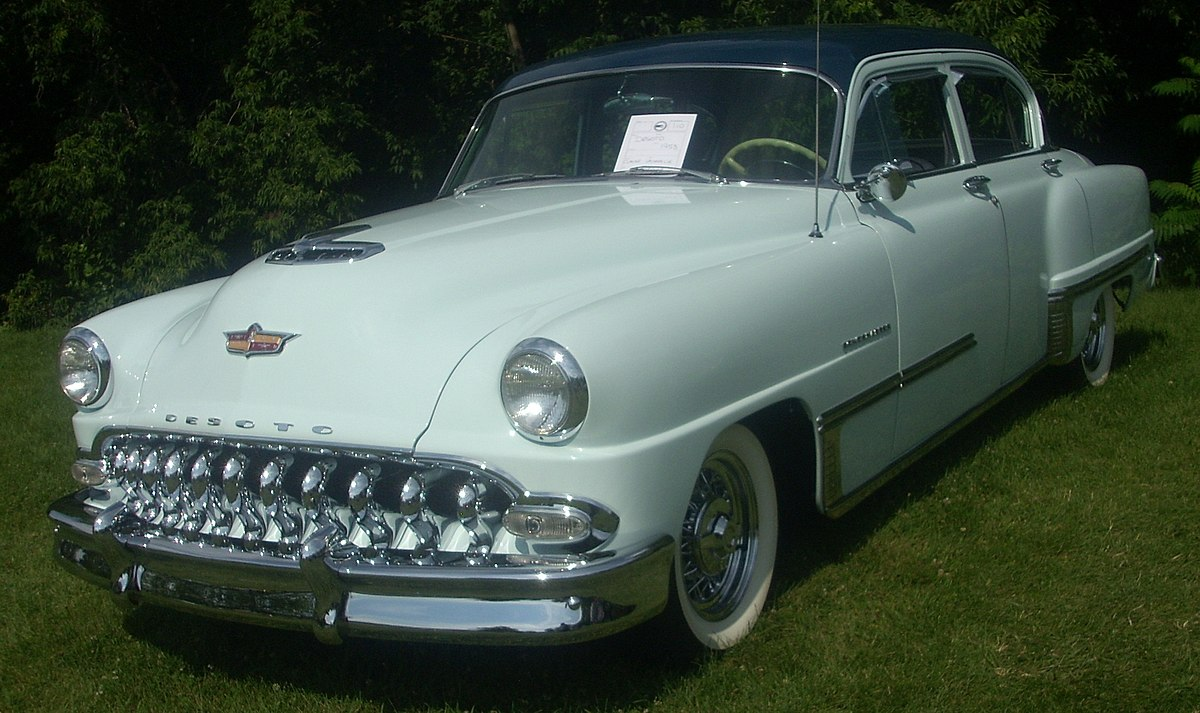 Cars For Sale Los Angeles >> DeSoto Powermaster - Wikipedia