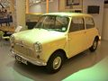 1959 Morris Mini-Minor number 1 Heritage Motor Centre, Gaydon.jpg
