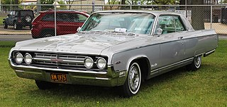 Oldsmobile 98 Flagship car model produced by Oldsmobile from 1940 to 1996