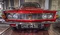 1967 Rover P6 2000 (9503679408).jpg