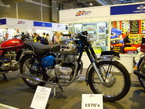 Royal Enfield Constellation 700 cc uit 1970