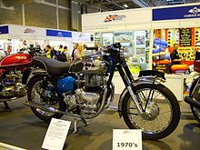 1970 Royal Enfield 700cc Constellation