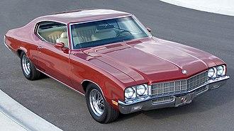 Buick Skylark - 1972 Buick Skylark