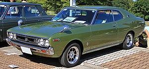 Nissan Laurel - Nissan Laurel 2000SGX series C130