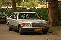 1987 Mercedes-Benz 260 SE (14930492628).jpg