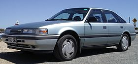 1988 Mazda 626 (GD) Turbo hatchback (5153051707) (cropped).jpg