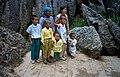 1996 -256-5 Kunming Stone Forest of Lunan (5069089518).jpg