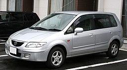 1999-2000 Mazda Premacy