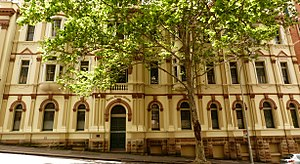 Grosvenor Street, Sydney - Image: 1 Royal Naval House