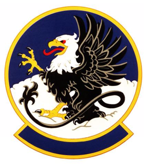 1st Fighter Squadron - Image: 1 Tactical Fighter Training Sq emblem