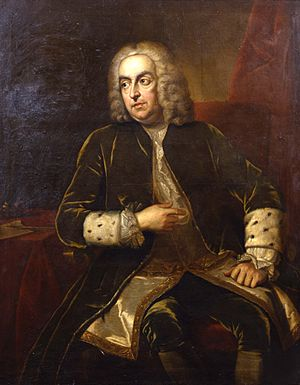 Earl of Bath - William Pulteney, 1st Earl of Bath, (fourth creation), in the 1740s.