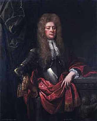 John Dalrymple, 1st Earl of Stair - The 1st Earl of Stair.