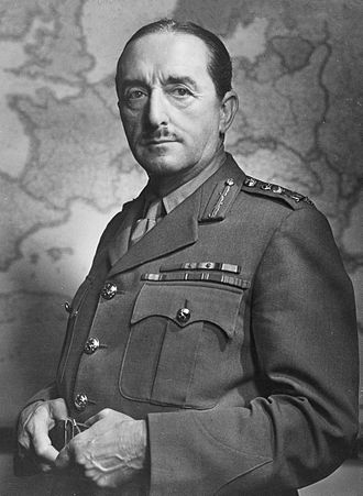 Commanders of World War II - Image: 1st Viscount Alanbrooke 1947