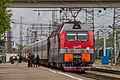 2ЭС4К-140, станция Белореченская.jpg