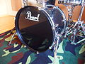 """20"""" Bass drum made by Pearl.JPG"""